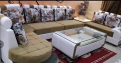 U shape sofa set I am manufacturer of high class and luxourious sofa