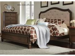 Rosewood king size bed