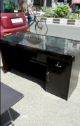 Brand new Office table with glass available at wholesale price