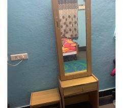 Good Looking Dressing Table with chair