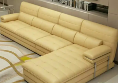 amazing  9 seater sofa with center table