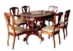 Best Hand Carved Furniture