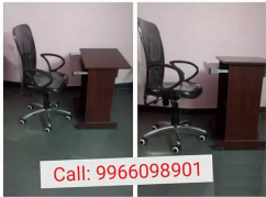 10 Office Tables with Chairs - for just 36,500/- Only
