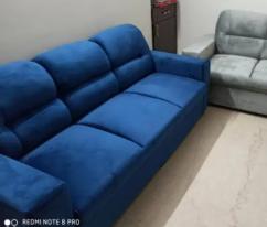 Sofa Set in Premium Fabric