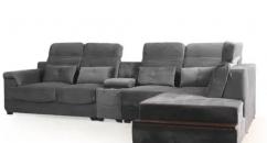 RADIANT Sofa Set in Premium Fabric