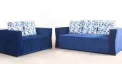SUBLIME Sofa Set in Premium Fabric