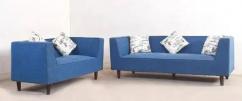 DELIGHTFUL Sofa Set in Premium Fabric