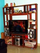 Zuari TV Wall Unit in great condition