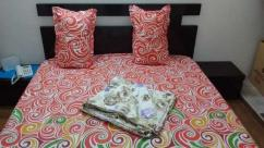 NEW King-size BED and Side-table