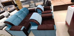 New sofa 5 seater 2 plus 3 heavy quality new Model