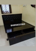 King size bed 6x6