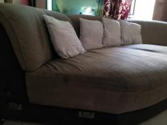4 seater lounge with centre table