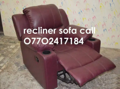 Brand New Recliner Sofa, Leather Recliners