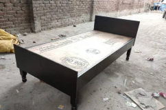 Brand new single bed without box