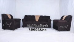 Brand new fabric sofa set
