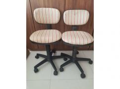 Pair of Revolving Chairs