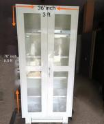 New metel almira size 66ft