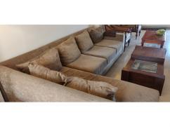 5 seater L shaped sofa