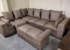 Baleno L shape sofa