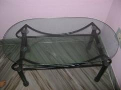 Wrought Iron Dinning & Centre Table
