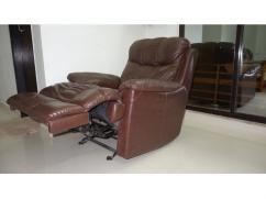 Leather Recliner from Home center