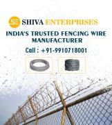 Fencing Wire Manufacturer and Supplier