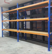 Slotted Angle Racks Manufacturer & Supplier in India