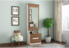 Dressing Table With Mirror Online   Wooden Street
