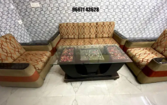 Brand new 5 seater Sofa with center table