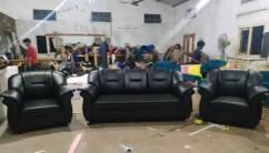 Customizable new sofa