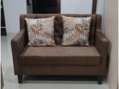 Sofa 2 seater with 2 sofa chair