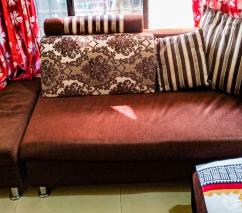 Sofa Set (6 Seater) in excellent condition