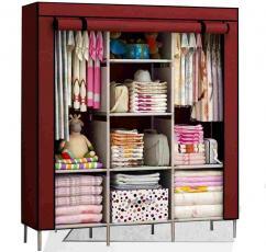 Fancy designed foldable wardrobe