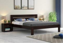 latest collection of Wooden Double Beds