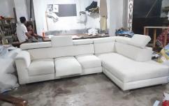 L corner scalding sofa
