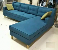 New L Shape Sofa At Factory Price