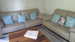 L Shaped Sofa Set in a very good condition