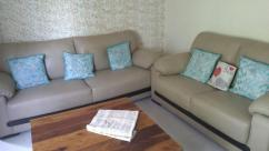 L Shaped Sofa Set in good condition