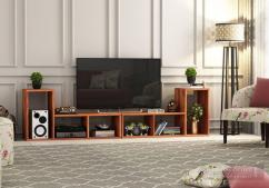 Latest Wall TV Showcase Designs