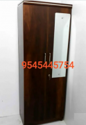 Wooden Brown Colour 2 Door cupboard