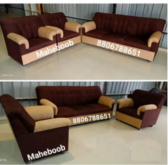 Ford Deluxe Sofa Set