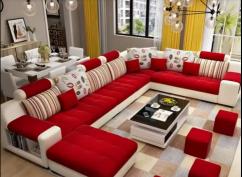 Trending latest sofa set 5 year warranty