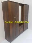 Brand New 5 Door Wardrobe Almirah