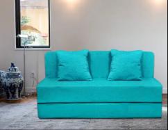 Special sofa cum bed for quarantine period