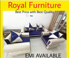 Sofa Set at Wholesale prices best quality zero down payment