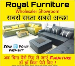 Corner type Sofa Set At Wholesale prices