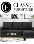 New classic l shape sofa factory price good quality
