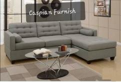 Caspian Furniture New L shape sofa