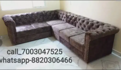 Latest L sofa at affordable price