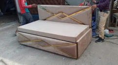 Brand new sofa cum bed in 11500